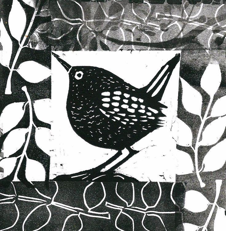 Little Bird 3 -- by Angie Mitchell