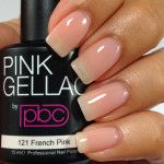 Pink Gellac French Pink