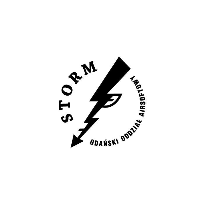 Storm logo by WAKEUPTIME