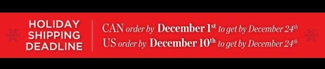 For those giving Jamberry as Christmas gifts, here are the shipping dates to keep in mind! www.mdp.jamberry.com