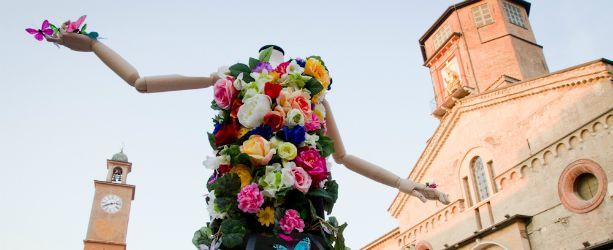 Mon Bijou Diffusione Tessile protagonista dei Mercoledì Rosa a Reggio Emilia