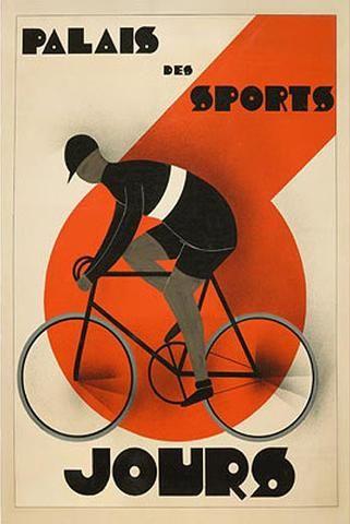 6 Jours, Palais des Sports ~ Anonym   #Cycling #6Days #Paris