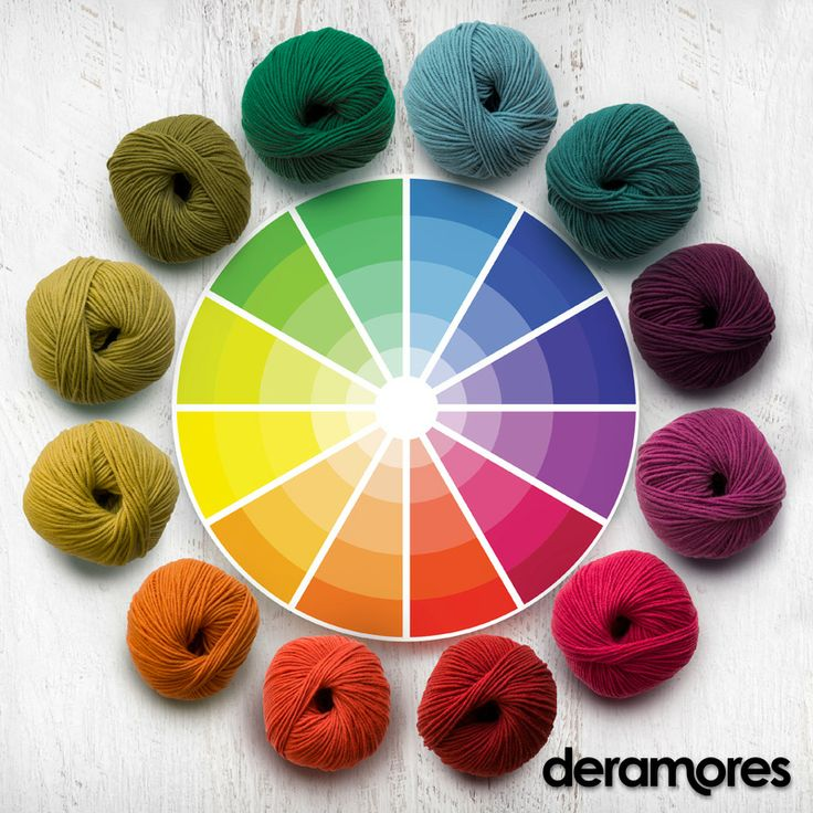 Planning a colourful project? In a muddle over the colours you want to choose for it? Fear not! We've created this very helpful guide to colour theory!  http://www.deramores.com/blog/deramores-colour-theory/