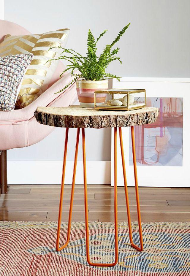 Decorar con rodajas de madera   La Garbatella: blog de decoración de estilo nórdico, DIY, diseño y cosas bonitas.