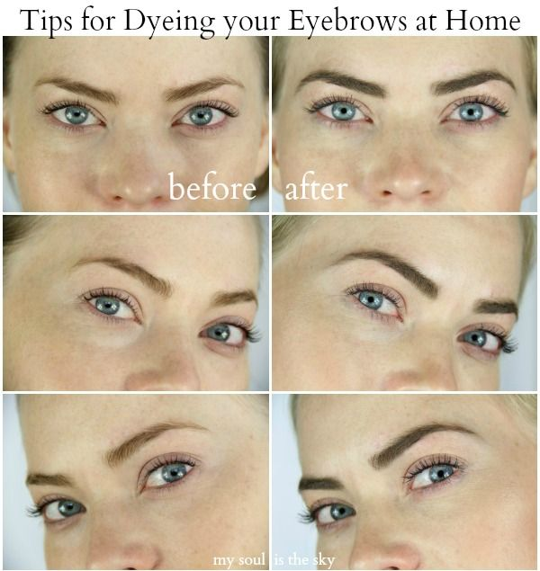 how to use plucker for eyebrows