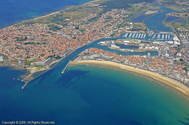 Les Sables d'Olonne, France - awesome memories & would love to return someday!