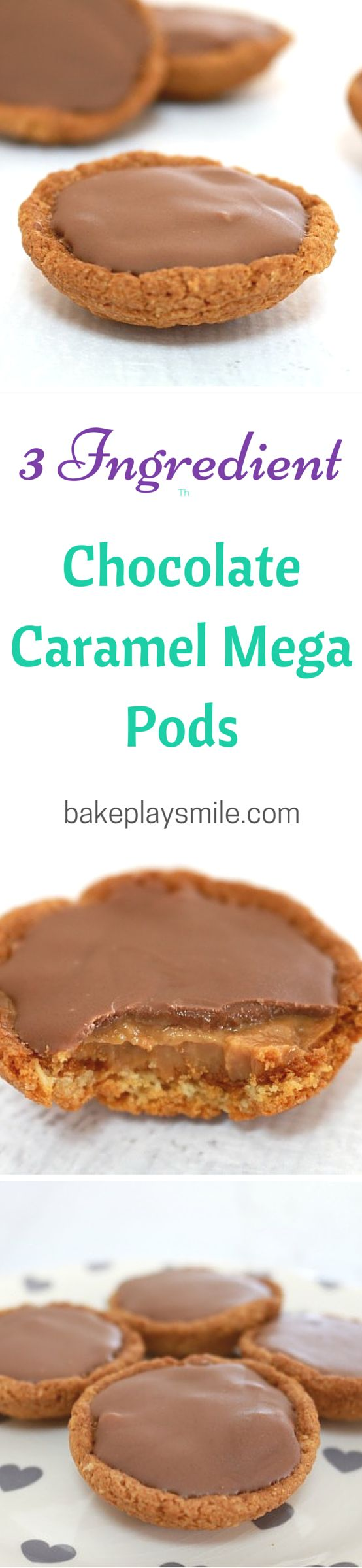 These are the best little treats ever! Use store-bought caramel for a quick and easy dessert.