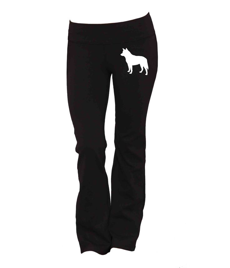Australian Cattle Dog Yoga Pants