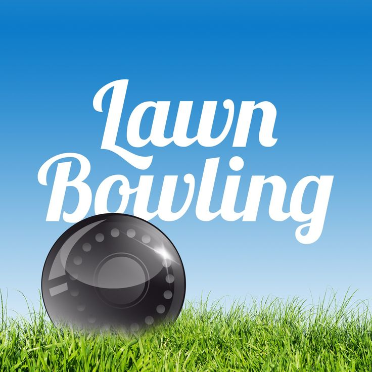 Lawn bowling is an outdoor game that has been played for centuries!