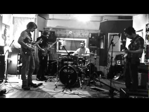 Xeno - Love is a ditch (surf song) Live at rocket