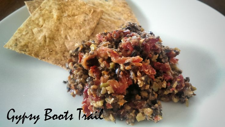 Sun-Dried Tomato and Olive Tapenade Recipe from Gypsybootstrail.weebly.com