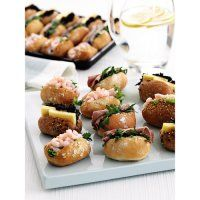 17 best images about our wedding on pinterest shops for Waitrose canape selection