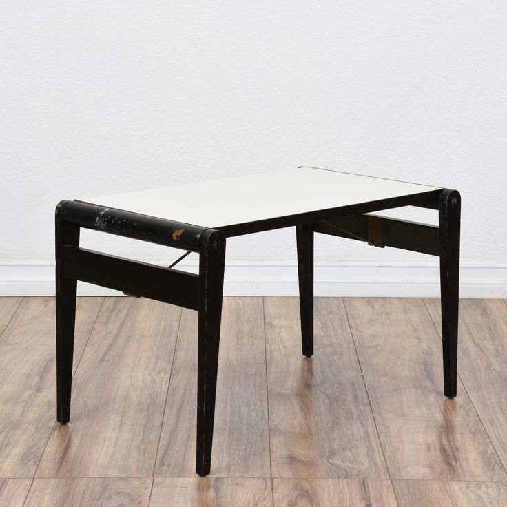 Mid Century Modern Folding Table #5