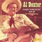 Honky Tonk Blues 1936-40: The Early Recordings [CD]