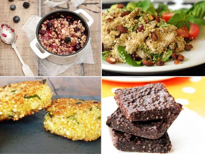 Sustentator// 4 recetas con quinoa
