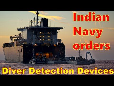 The Indian Navy has ordered 78 diver detection sonar devices from Israel-based DSIT Solutions Ltd, the defense contractor announced Monday.Due to the Indian Navy's domestic procurement requirements, DSIT has partnered with India-based Tata Power SED, a subsidiary of Tata Group, on the m...