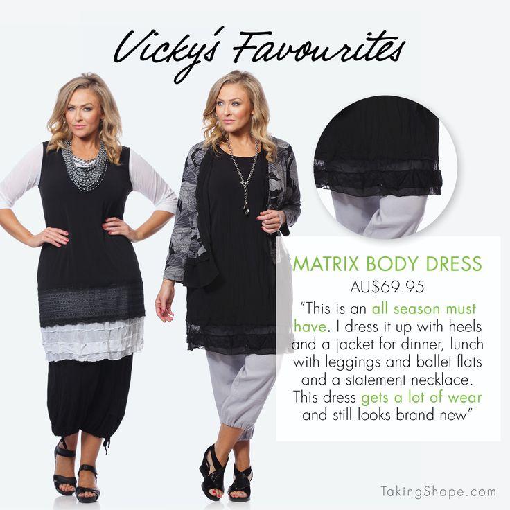 #TS Matrix Body Dress #plussize #curvy #takingshape