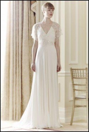 Regency style wedding dresses