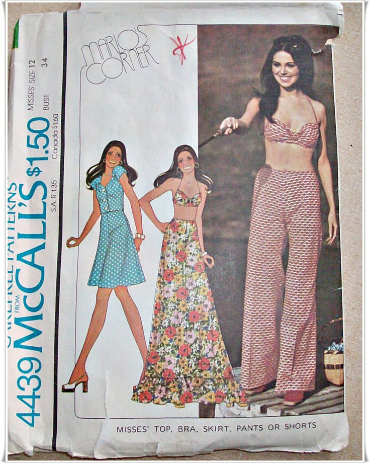 Die 17 besten Bilder zu RETRO and VINTAGE sewing patterns for sale ...