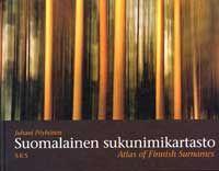 Suomalainen sukunimikartasto 1