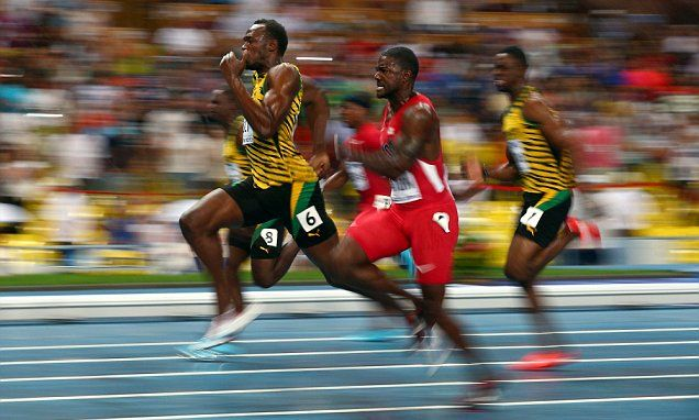 Symmetrical individuals tend to be stronger, healthier and better-looking.   Symmetry also makes movement easier and saves energy.  Read more: http://www.dailymail.co.uk/sciencetech/article-2885530/The-secret-world-s-greatest-sprinters-revealed-Researchers-Jamaican-athletes-symmetrical-KNEES.html#ixzz3MlSsVKwy