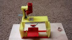Picture of Extremely Low Cost 3D Printable 3D Printer / Plotter / CNC Machine