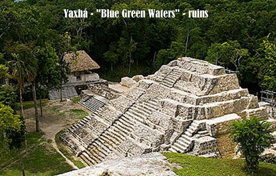 A Small Radio-Controlled Helicopter Will Search For Hidden Ruins Of Maya Kingdom - MessageToEagle.com