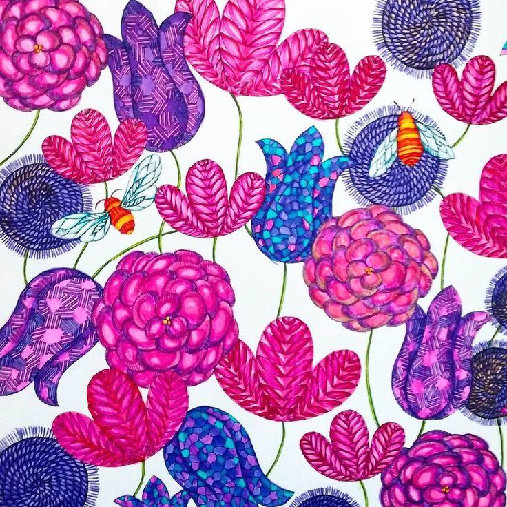 647 Best Millie Marotta Dierenrijk Kleurboek Images On Pinterest