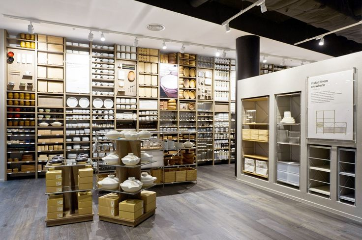 muji store design - Google Search