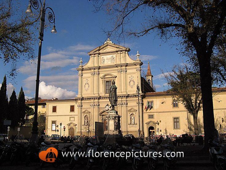 Piazza San Marco- Firenze