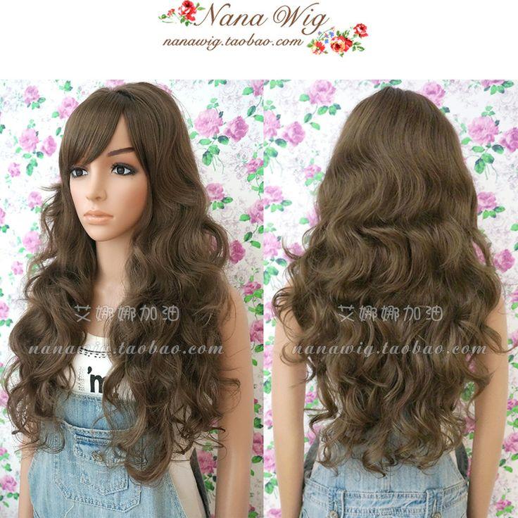 Dummy Ekte SKUDD Langt hår fluffy prinsesse Japansk Kyi Avdelingsleder 109 Fan låve i Japan utenrikshandel kjøpe en parykk - Taobao