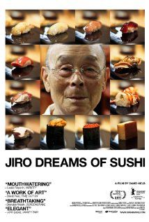 Jiro Dreams of Sushi (2011): In the basement of a Tokyo office building, 85 year old sushi master Jiro Ono works tirelessly in his world renowned restaurant, Sukiyabashi Jiro. As his son Yoshikazu faces the pressures of stepping into his father's shoes and taking over the legendary restaurant, Jiro relentlessly pursues his lifelong quest to create the perfect piece of sushi. @foggOdyssey Free 2 Watch Here: http://movie25.com/movies/jiro-dreams-of-sushi-2011.html