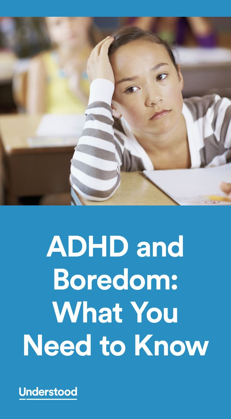 Complaining about being bored from time to time is just part of being a kid. But for kids with ADHD (also known as ADD), boredom can be a frequent problem. And it can play out in ways that have negative consequences.