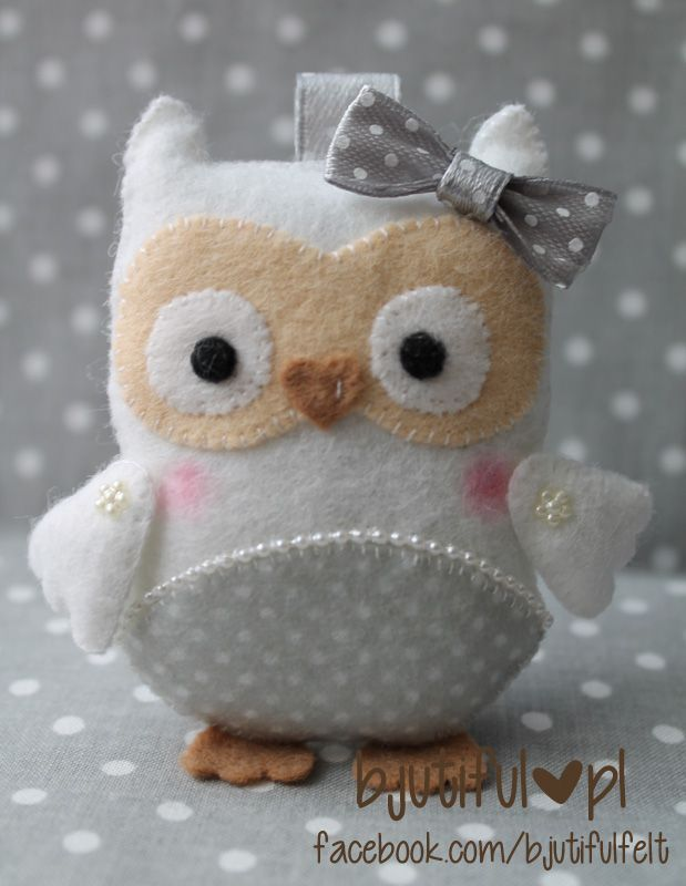 felt owls pattern - Yahoo Image Search Results
