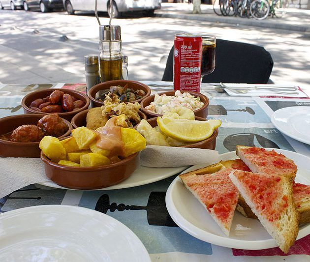 """All about """"tapas"""""""