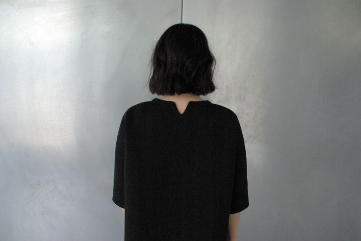 Details matter // @disstrictclothes DEEP BLACK TOP