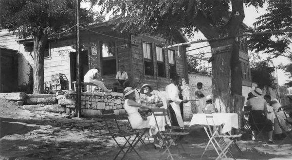 #Eyüp Pierre Loti tepesi, 1934