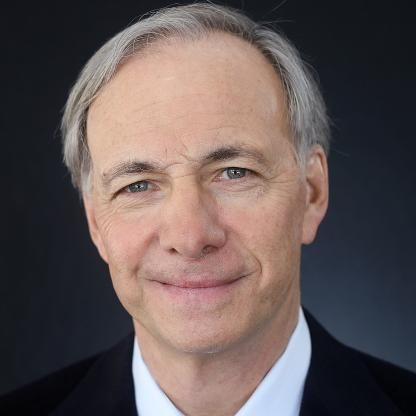 Ray Dalio - #54 Billionaires, #25 Forbes 400, #62 Real-Time Billionaires, #26 RTRL