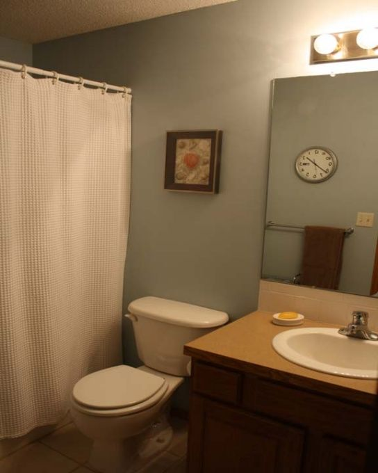 17 Best Ideas About Blue Brown Bedrooms On Pinterest: 17 Best Ideas About Brown Bathroom On Pinterest