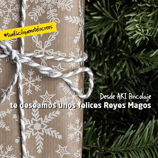 Hoy toca disfrutar de la ilusión de la #Navidad. Esperamos que os hayáis portado bien y ¡tengáis muchos regalos!