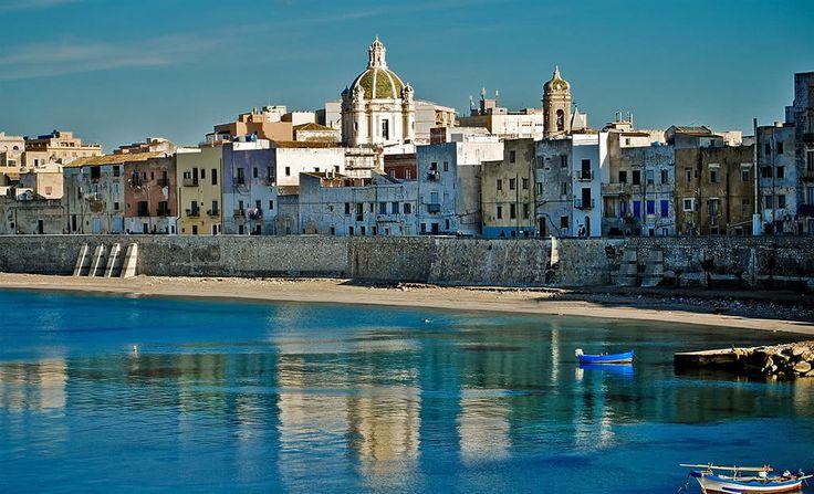 Trapani, #Sicily #italy #travel