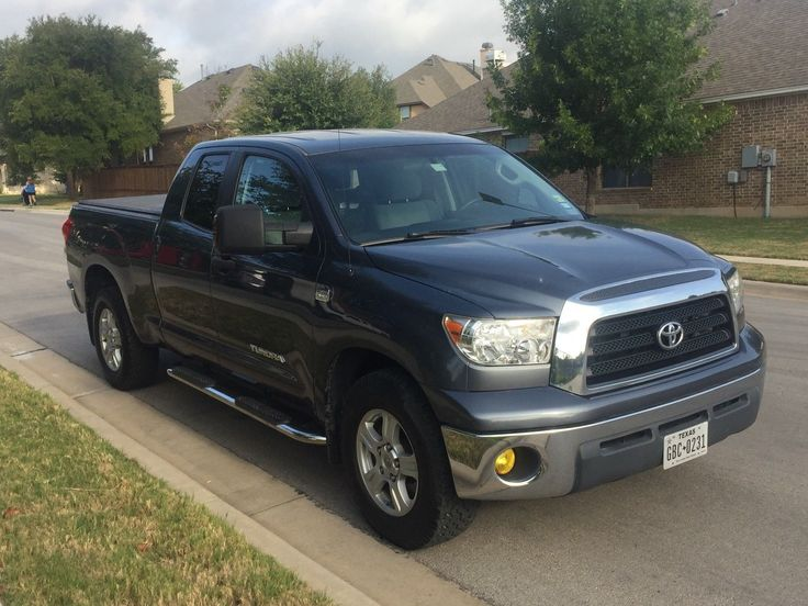 Nice Awesome 2008 Toyota Tundra SR5 2008 Toyota Tundra SR5 with TruXedo Tonneau Cover 2018 Check more at http://24auto.tk/toyota/awesome-2008-toyota-tundra-sr5-2008-toyota-tundra-sr5-with-truxedo-tonneau-cover-2018/