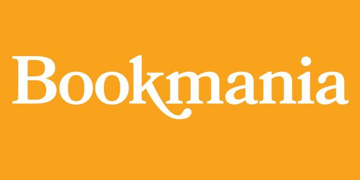 Bookmania™ - Webfont & Desktop font « MyFonts