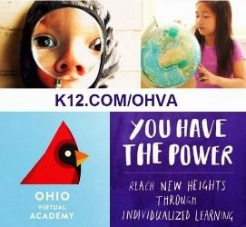 Ohio Virtual Academy: Tuition-free Online Public School for Kids K-12th (OHVA) - Hall of Fame Moms | Ohio Blog