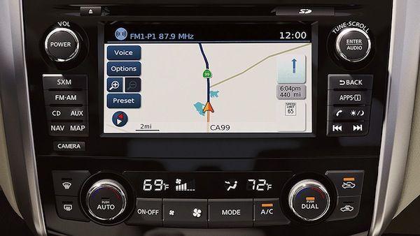 2015 Nissan Altima Navigation Nissan altima, Altima, Nissan