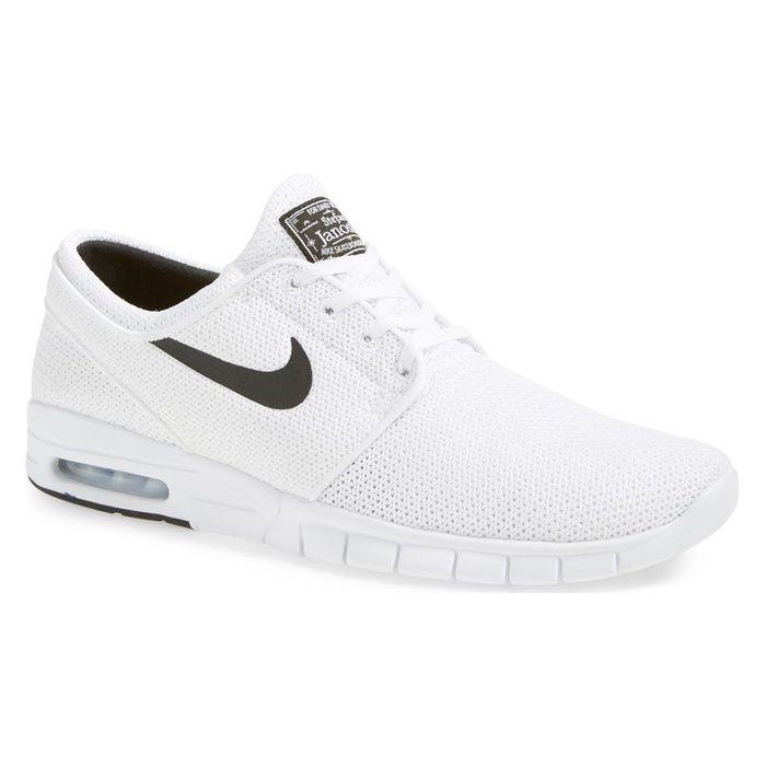 10 Best Men's Sneakers - #4 Nike Stefan Janoski Max SB Skate Shoe #rankandstyle
