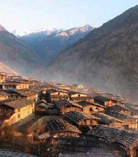 NEPAL BEAUTY: GORKHA
