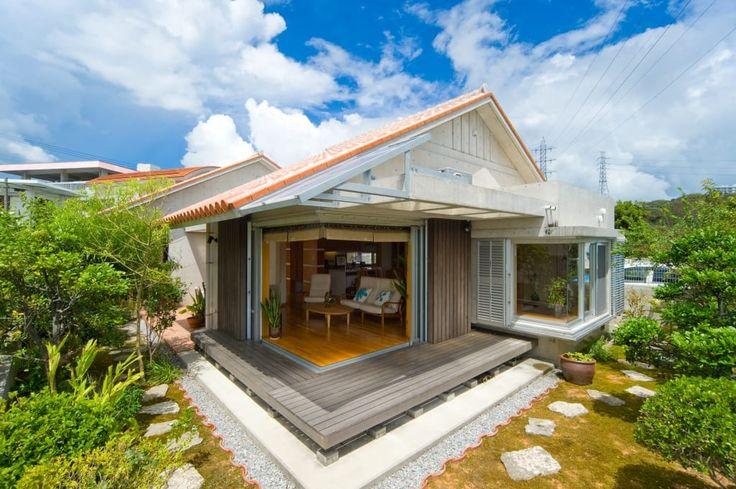 마음이 탁 트이는 전망의 힐링 공간, 포근한 단독 주택 (출처 Seulki Jo )