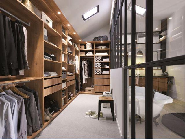 un dressing sans portes c 39 est tendance dressing pinterest dressing longueur et portes. Black Bedroom Furniture Sets. Home Design Ideas
