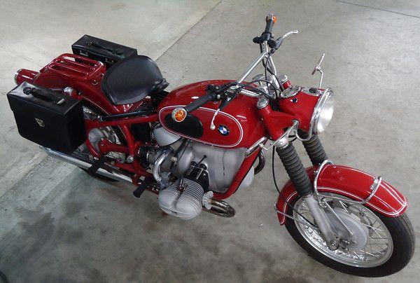 Билла Red R69US - новые и подержанные BMW Мотоциклы с большой объем дилера Америки - MAX BMW Мотоциклы